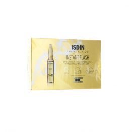 Ampoules Instant Flash 5x2ml Isdin