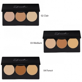 SLEEK MAKE UP PALETTE CORRECTEUR ET ANTI CERNES 4.2G