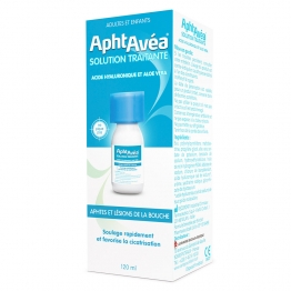 APHTAVEA SOLUTION TRAITANTE 120ML