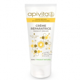 APIVITA CREME REPARATRICE MAINS SECHES ET ONGLES FRAGILISES 50ML