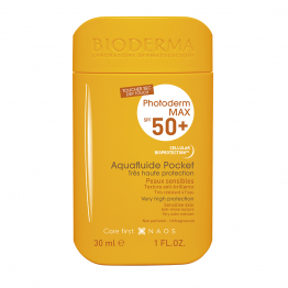 Aquafluide Pocket Spf50+ 30ml Photoderm Max Bioderma