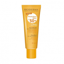Aquafluide Spf50+ 40 ml Photoderm Max Bioderma