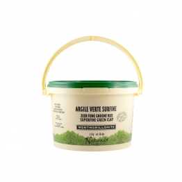 NATURADO ARGILE VERTE SURFINE USAGES MULTIPLES 2,5KG