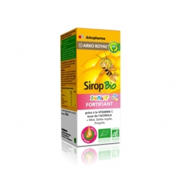 ARKOPHARMA ARKOROYAL SIROP JUNIOR FORTIFIANT BIO 140ML