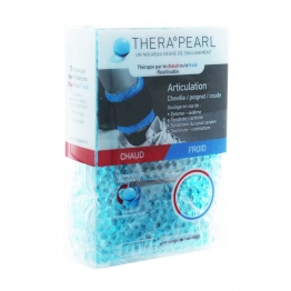 THERA PEARL ARTICULATION THERAPIE PAR LE CHAUD OU LE FROID AVEC SANGLE DE MAINTIEN 35.2x10.8 CM