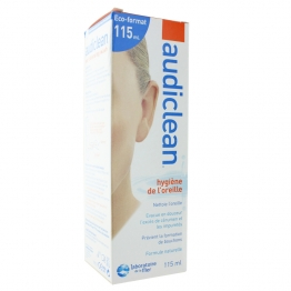 AUDICLEAN HYGIENE DE L'OREILLE 115ML