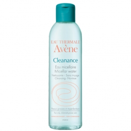 AVENE CLEANANCE EAU MICELLAIRE PEAUX GRASSES A IMPERFECTIONS 100ML