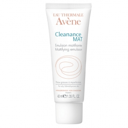 AVENE CLEANANCE MAT EMULSION MATIFIANTE PEAUX GRASSES A IMPERFECTIONS 40ML