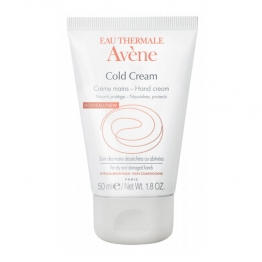 AVENE COLD CREAM CREME MAINS PEAUX DESSECHEES OU ABIMEES 50ML