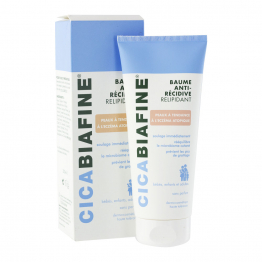 BAUME ANTI-RECIDIVE RELIPIDANT 200ML EXCZEMA ATOPIQUE CICABIAFINE