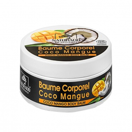 BAUME CORPOREL COCO MANGUE BIO 200ML NATURADO
