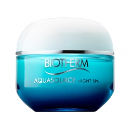 BAUME NUIT TRIPLE EFFET NIGHT SPA 50ML AQUASOURCE BIOTHERM