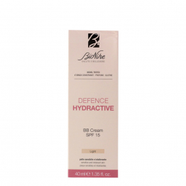 BB CREME TEINT LIGHT 40ML Defence Hydractive Bionike