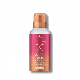 SUN PROTECT SPRAY PREPARATION & PROTECTION CHEVEUX SENSIBILISES PAR LE SOLEIL 100ML BC BONACURE SCHWARZKOPF PROFESSIONAL