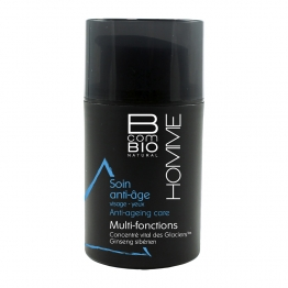 BCOMBIO NATURAL HOMME SOIN ANTI-AGE MULTI-FONCTIONS BIO 50ML