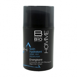 BCOMBIO NATURAL HOMME SOIN HYDRATANT ENERGISANT BIO 50ML