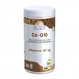 BE LIFE CO-Q10 60 GELULES