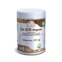 BE LIFE CO-Q10 MAGNUM 60 GELULES