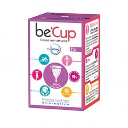 BE'CUP COUPE MENSTRUELLE TAILLE 3 X1 UNITE