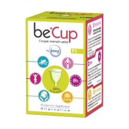 BE'CUP COUPE MENSTRUELLE TAILLE 1 X1 UNITE