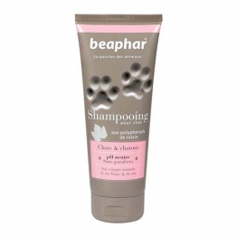 BEAPHAR SHAMPOOING POUR CHAT ET CHATON 200ML