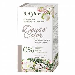 BELIFLOR DOUSS COLOR COLORATION PERMANENTE DELICATE SANS AMONIAQUE