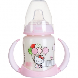 NUK BIBERON APPRENTISSAGE HELLO KITTY 150 ML