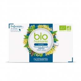 BIO NUTRISANTE INFUSION SOIREE 20 SACHETS