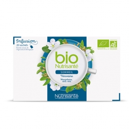 BIO NUTRISANTE INFUSION SOMMEIL 20 SACHETS