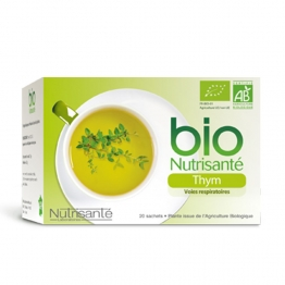 BIO NUTRISANTE INFUSION THYM 20 SACHETS