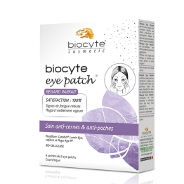 BIOCYTE EYE PATCH 6 SACHETS DE 2