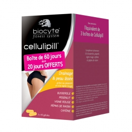 BIOCYTE PACK CELLULIPILL 3X60 GELULES