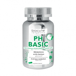 BIOCYTE PH BASIQUE 90 GELULES