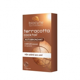 BIOCYTE TERRACOTA COCKTAIL AUTOBRONZANT 30 COMPRIMES
