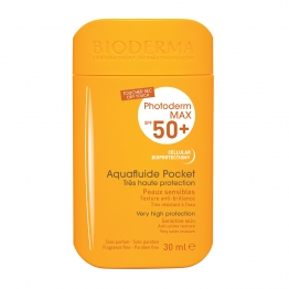 BIODERMA AQUAFLUIDE POCKET PHOTODERM MAX SPF50+ 30ML