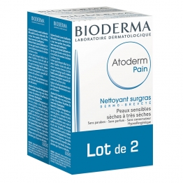 BIODERMA ATODERM PAIN SURGRAS 150G LOT DE 2