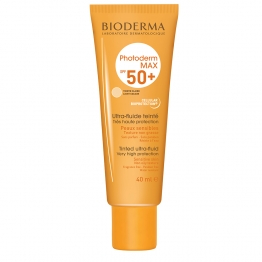 BIODERMA PHOTODERM MAX SPF50+ ULTRA-FLUIDE TEINTEE 40ML