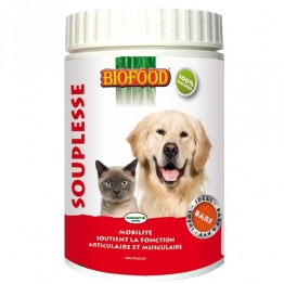 BIOFOOD SOUPLESSE MOBILITE ARTICULATION ET MUSCULATURE CHIEN ET CHAT 450G