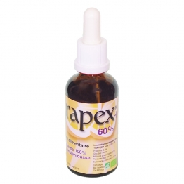 BIOGRAPEX GRAPEX 60% BIO FLACON VERRE 50ML