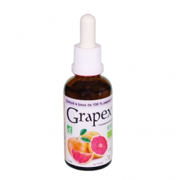 BIOGRAPEX GRAPEX 77,9% BIO FLACON VERRE 50ML
