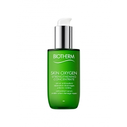 BIOTHERM SKIN OXYGEN SERUM ANTIOXYDANT ANTI POLLUTION TOUS TYPES DE PEAUX 50ML