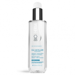 BIOTHERM BIOSOURCE EAU MICELLAIRE DEMAQUILLANTE 200ML