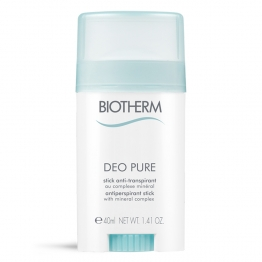BIOTHERM DEO PURE STICK ANTI-TRANSPIRANT 40ML