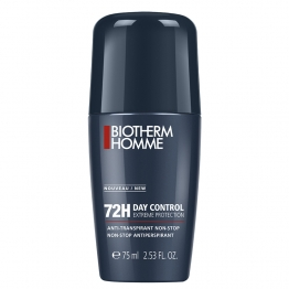 BIOTHERM HOMME DAY CONTROL ROLL-ON ANTI-TRANSPIRANT 72H 75ML