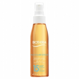 BIOTHERM SOLAIRE HUILE SOYEUSE SPF15 125ML
