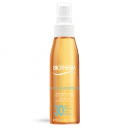 BIOTHERM SOLAIRE HUILE SOYEUSE SPF30 125ML