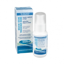 BIOXTRA BOUCHE SECHE GEL SPRAY 50 ML