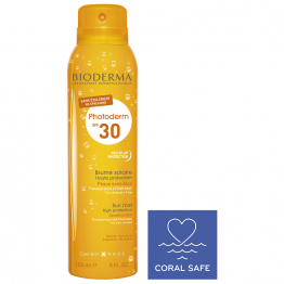 Brume Solaire 150ml Photoderm SPF 30 Bioderma coral safe