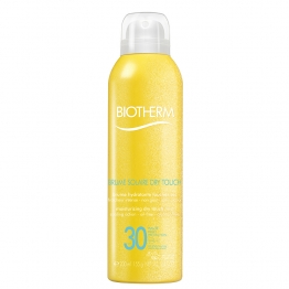 BRUME SOLAIRE HYDRATANTE DRY TOUCH TOUCHER SEC SPF30 200ML BIOTHERM
