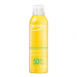 BRUME SOLAIRE HYDRATANTE DRY TOUCH TOUCHER SEC SPF50 200ML BIOTHERM
